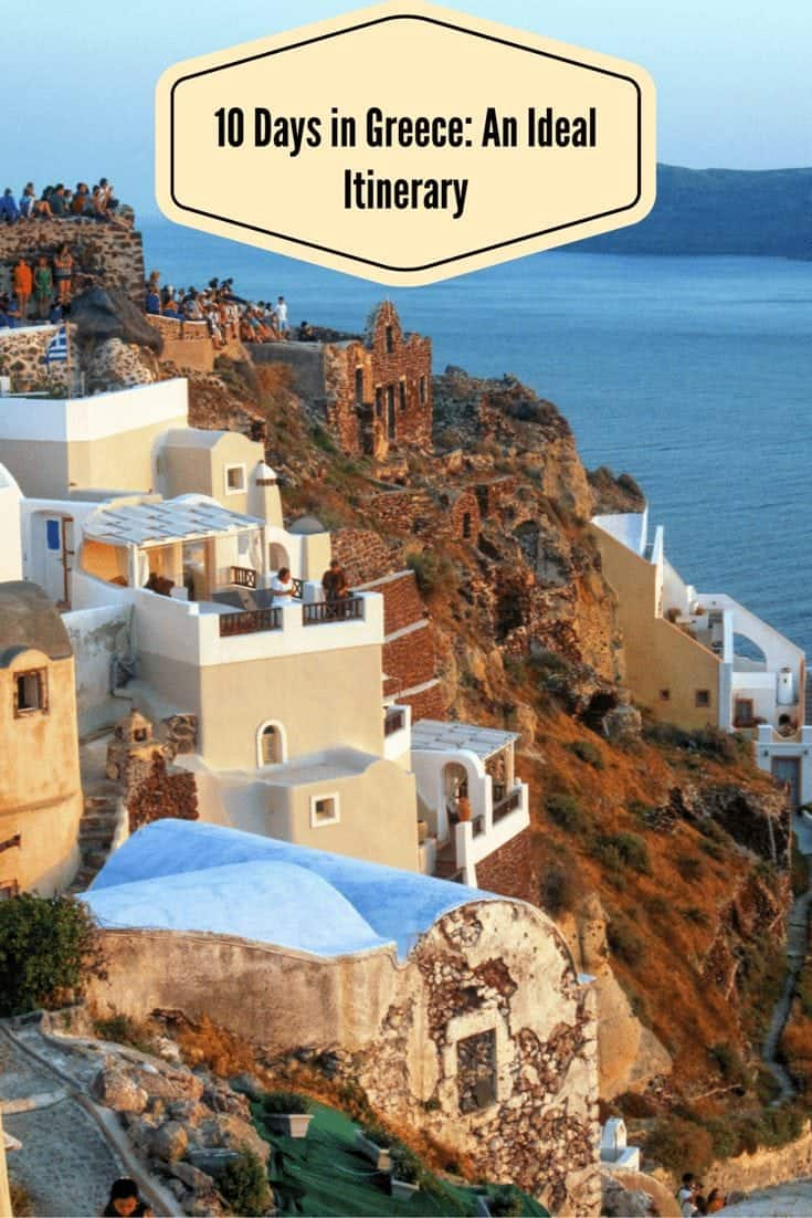 Pin This Greece Guide For Later