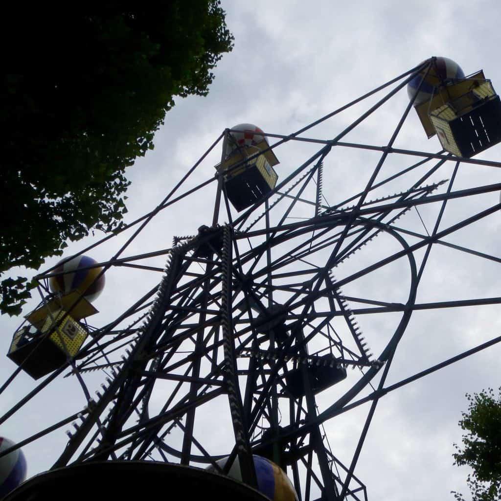 Tivoli Gardens Ferris Wheel