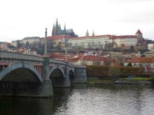 walkable cities Prague