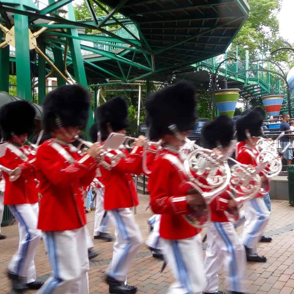 Tivoli Gardens Band
