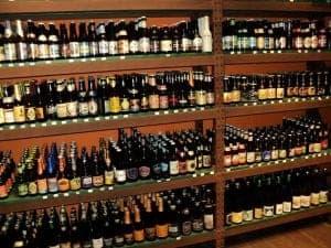 beers on beers Brussels, Belgium