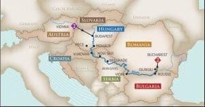 free cruise Budapest AmaWaterways