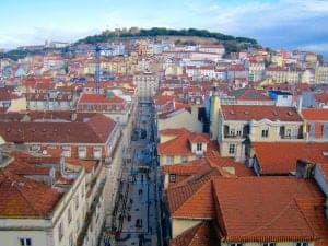 walkable cities Lisbon