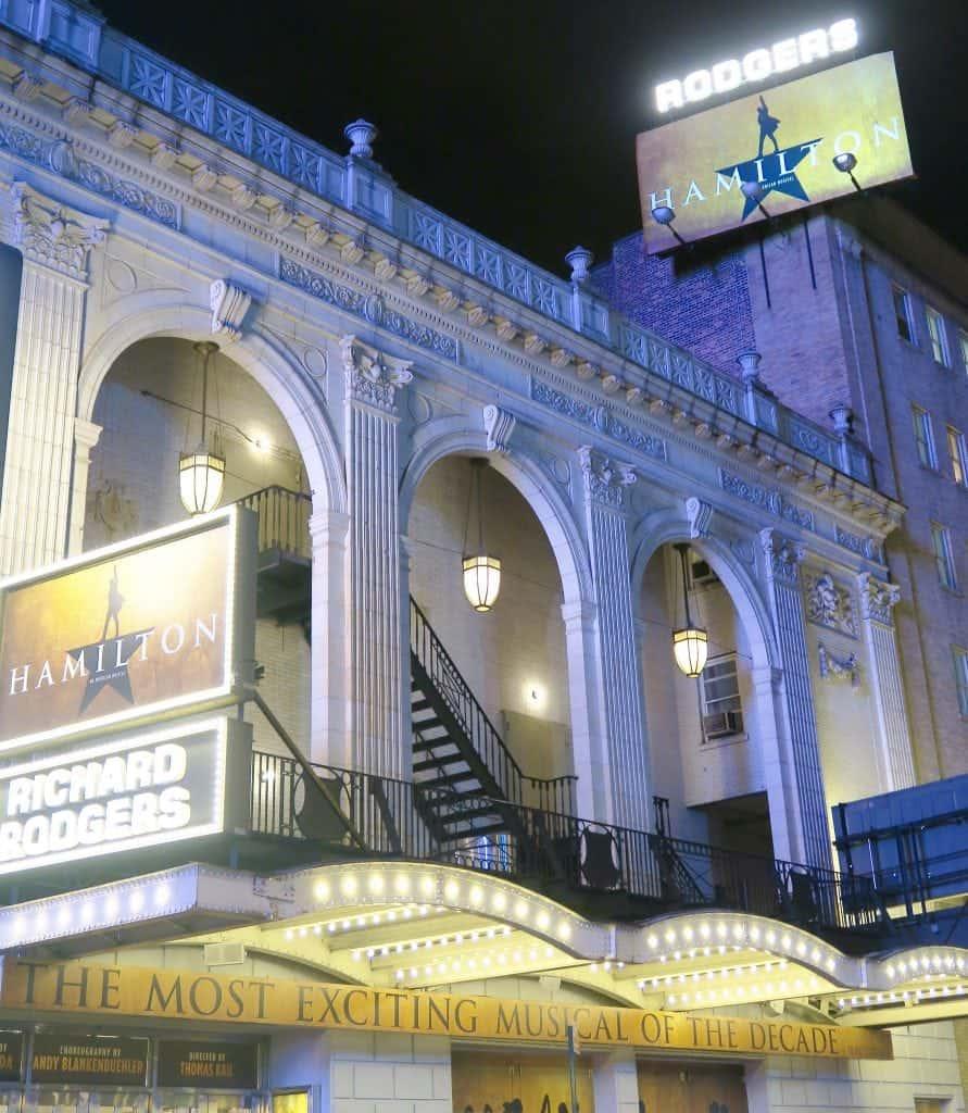 Hamilton theater