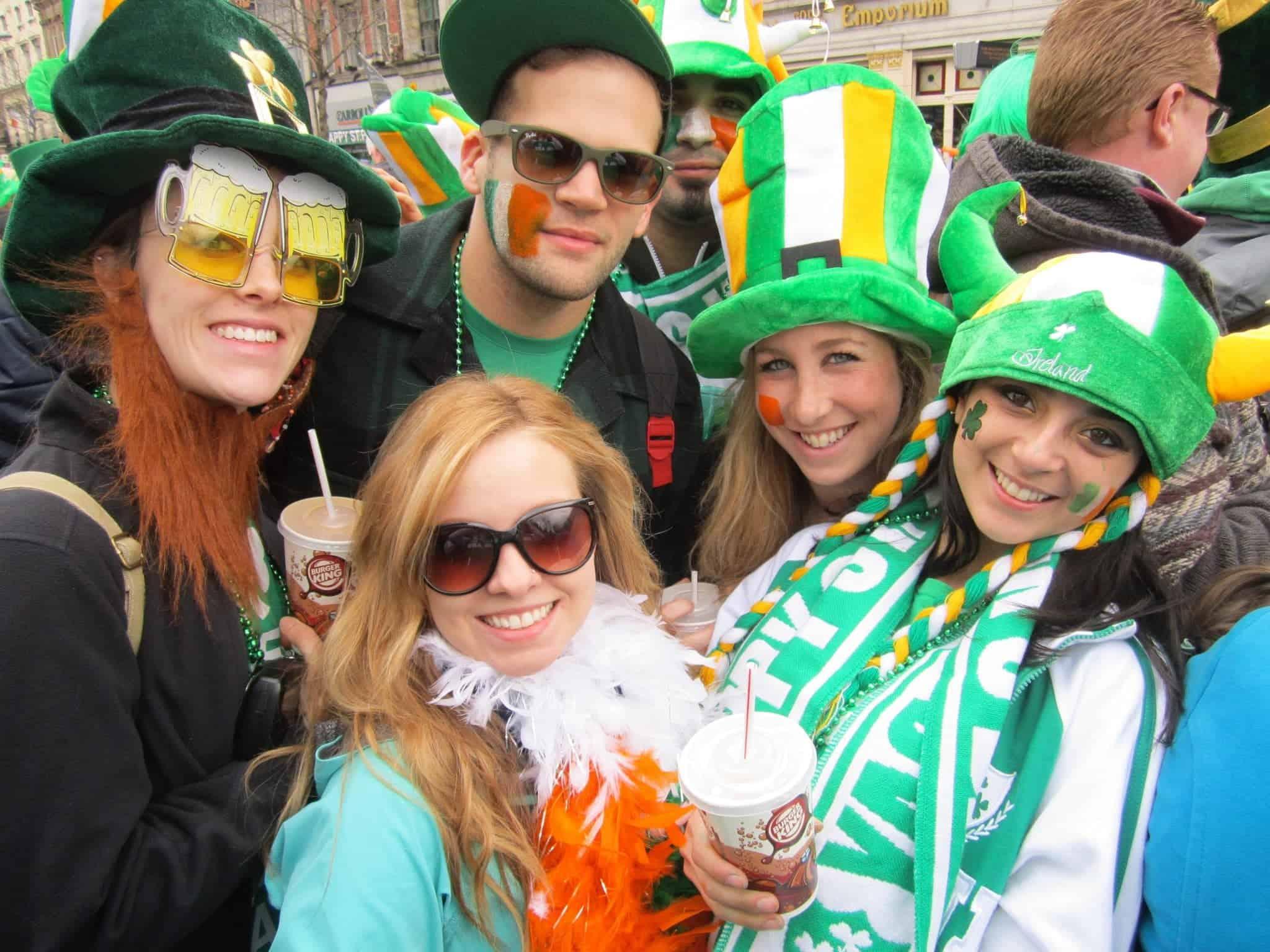 St Patrick's Day Dublin, Ireland