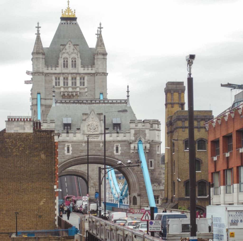 5 Days in London Itinerary Tower Bridge