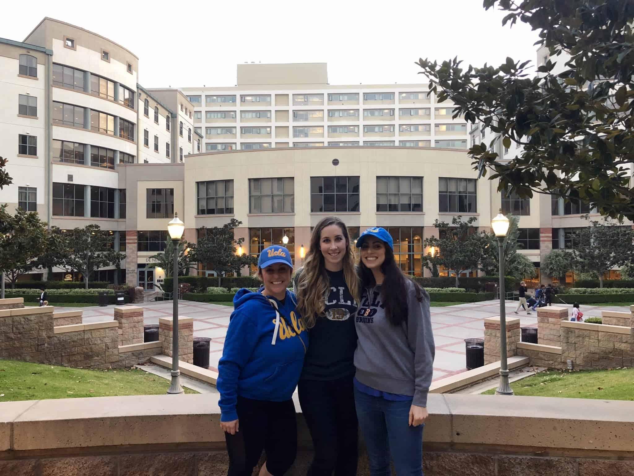 UCLA college