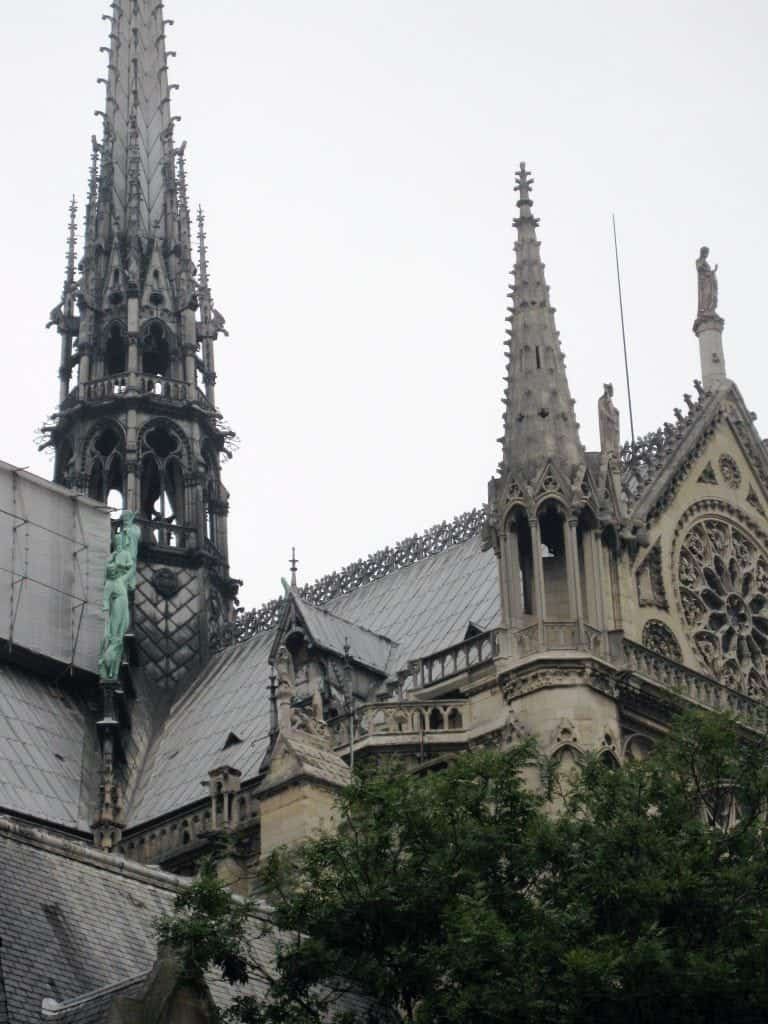 Paris Itinerary: Notre Dame