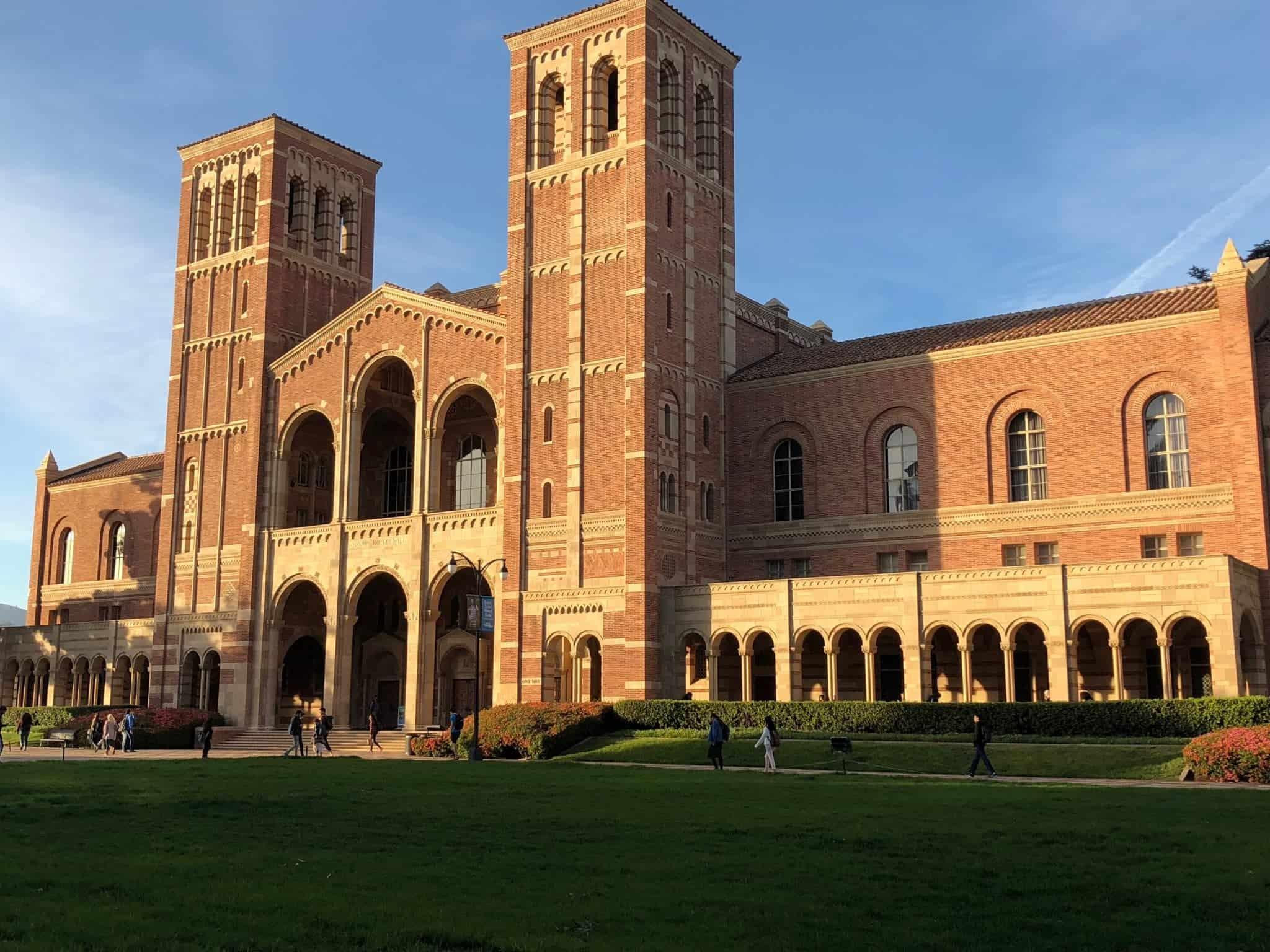 Royce Hall UCLA college