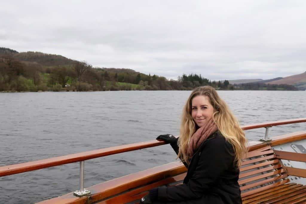 Ullswater Steamer King Arthur