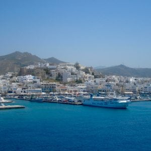 Piraeus ferry Greece Itinerary