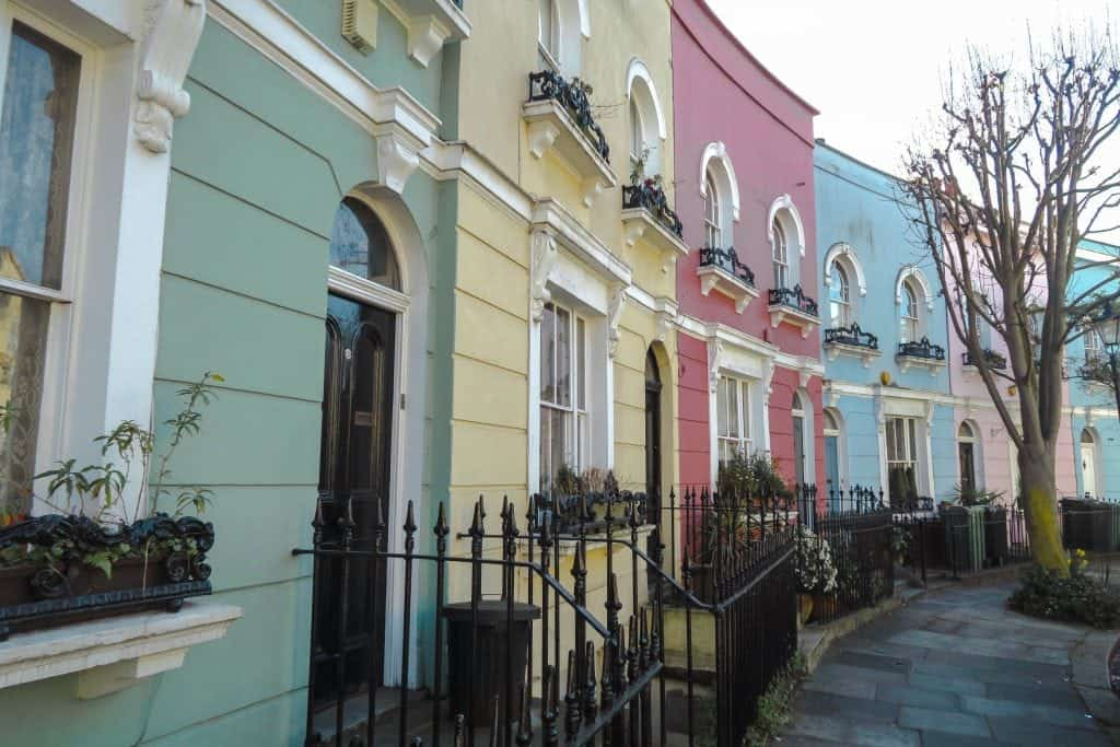 5 Days in London Itinerary Kentish Town