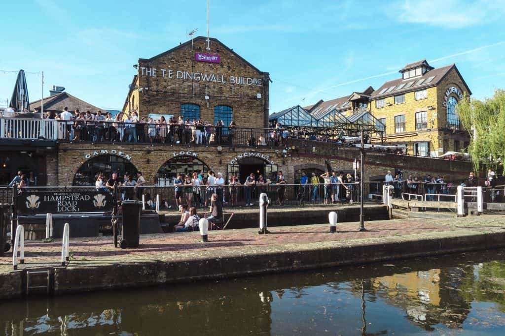 5 Days in London Itinerary Camden Market