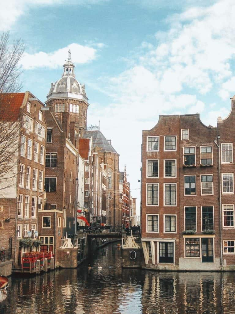 Best Hostels in Europe for Solo Travelers Amsterdam