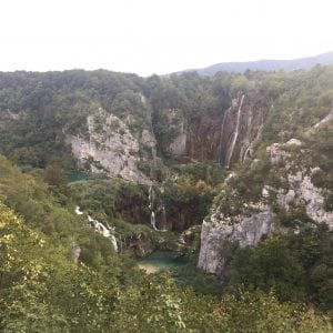 plitvice lakes croatia upper lakes