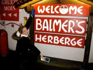 Balmer's Herberge Hostel Accommodations Interlaken Switzerland