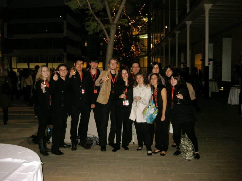UPF choir cor performance studying abroad