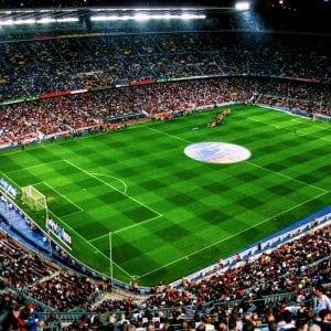 Camp Nou Barcelona, Spain