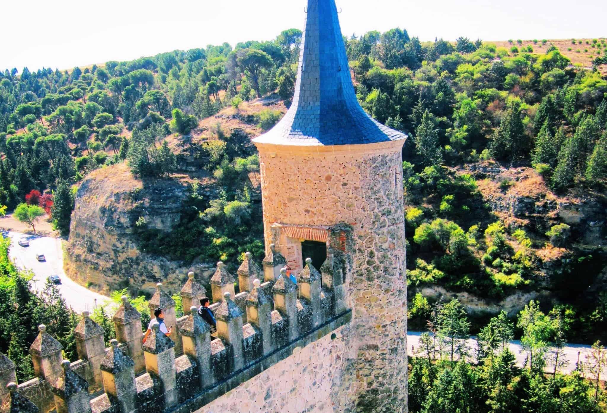 Spain itinerary Segovia