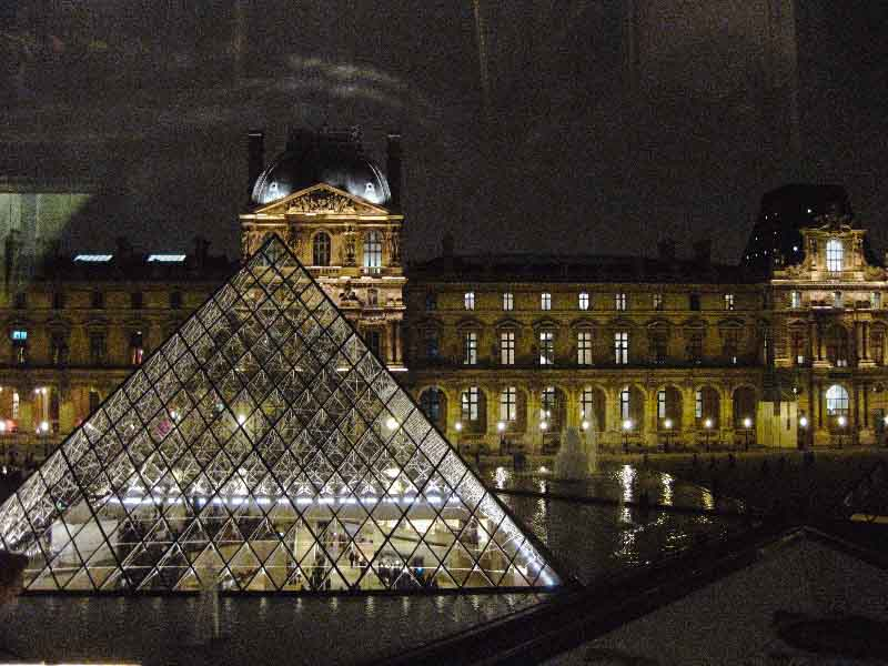 Paris Itinerary: Louvre