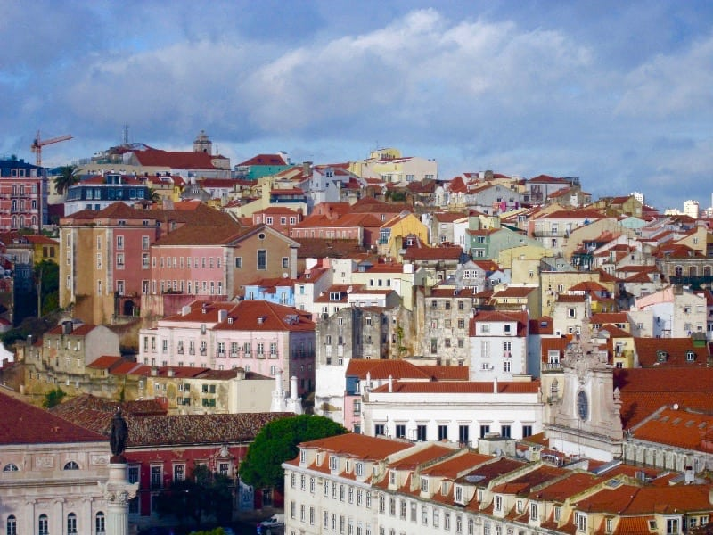 Lisbon: one of the most walkable cities europe