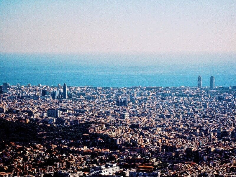 European Summer Barcelona