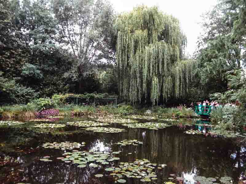 Paris Itinerary: Monet's Garden in Giverny