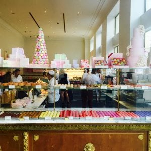 downtown la eats bottega louie