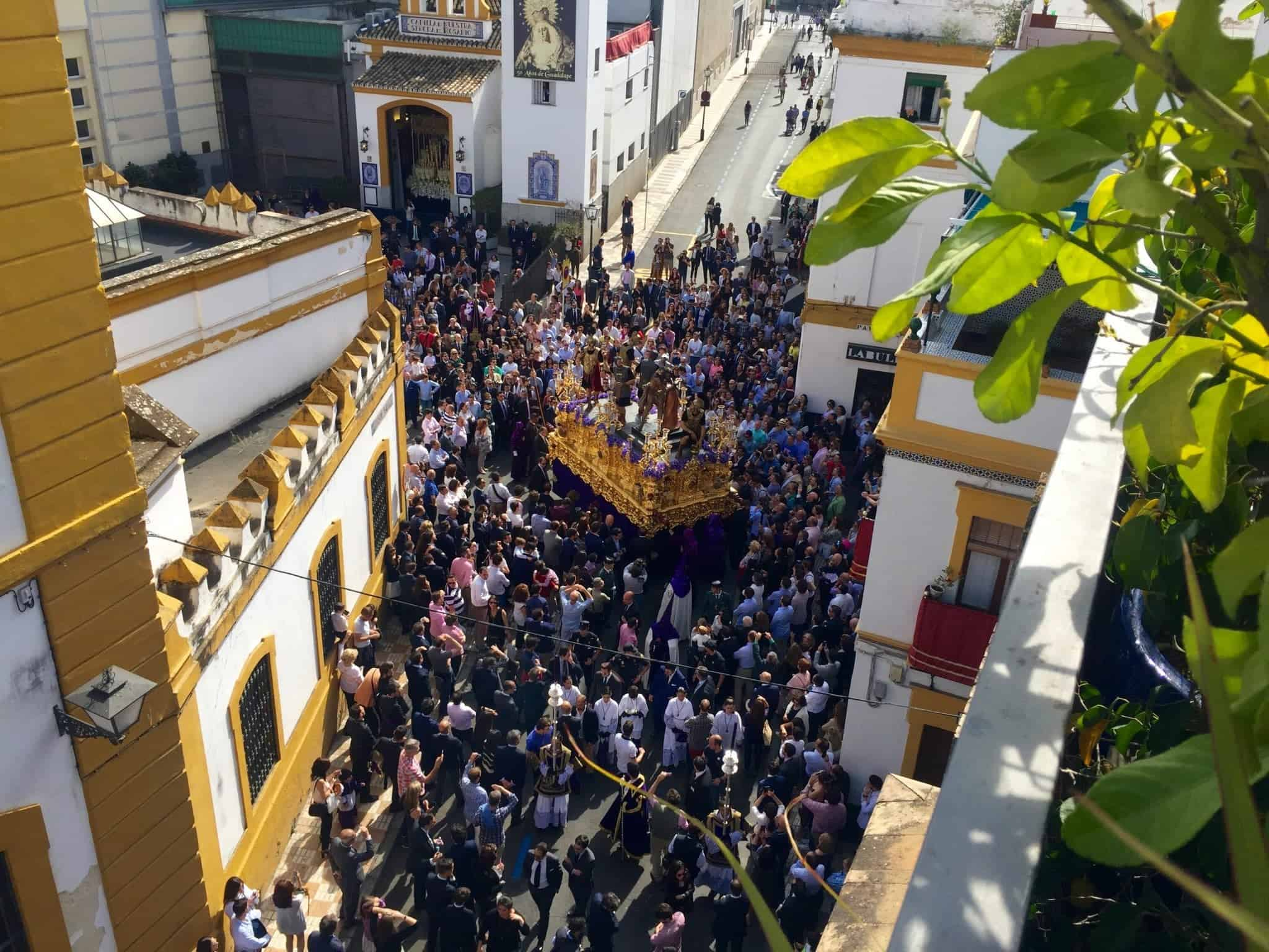 on sale good online retailer Semana Santa in Sevilla: A Guide to Holy Week ~ World On A Whim