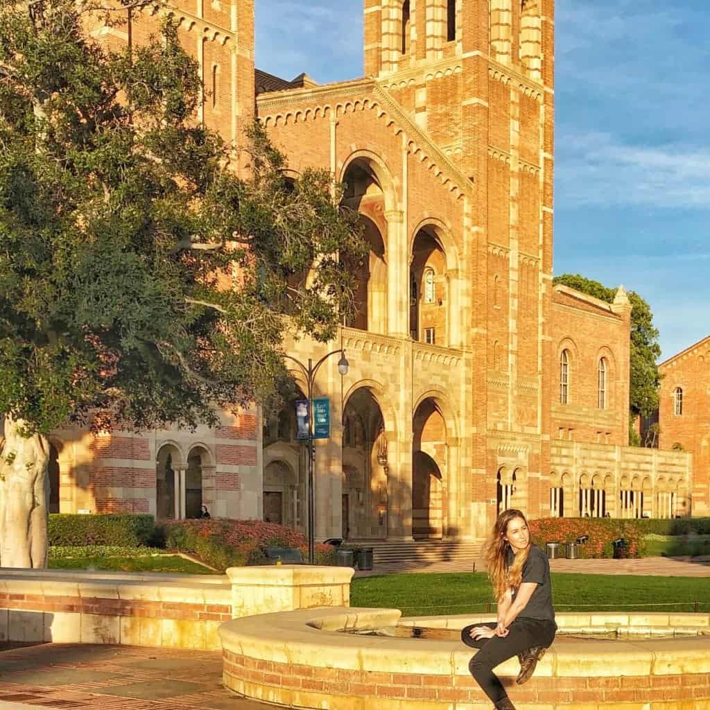 Royce Hall College UCLA