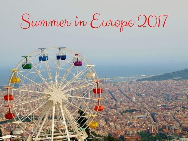 European Summer 2017