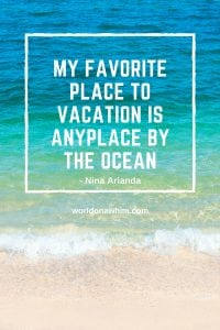 vacation quotes: travel quotes