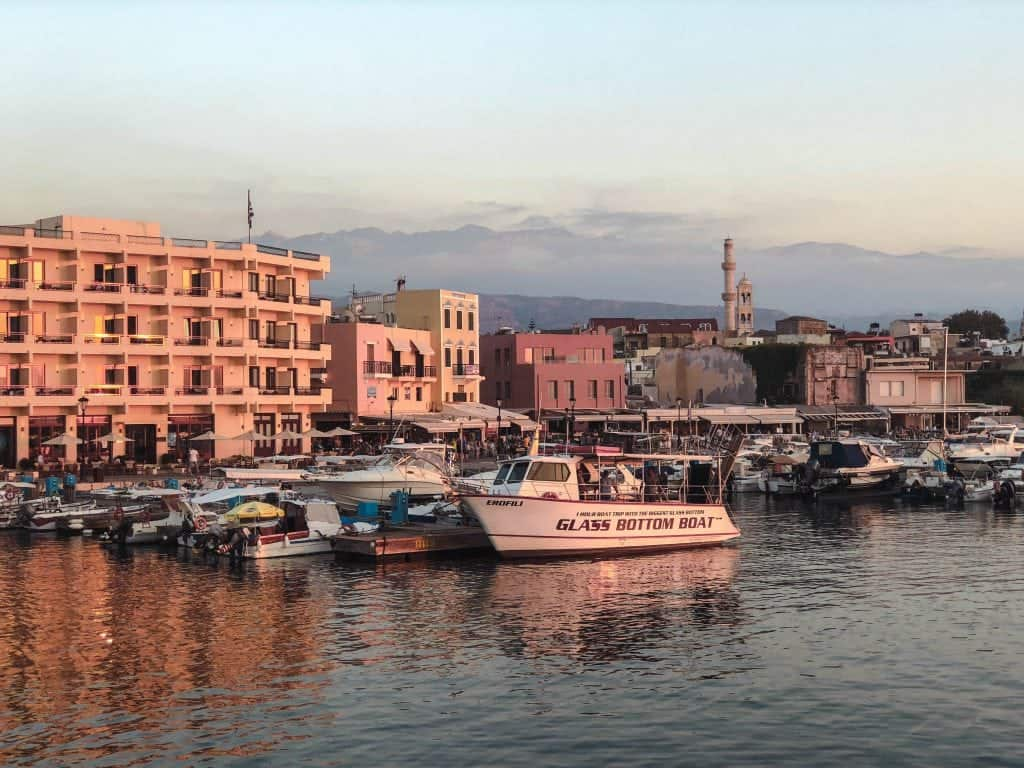 Greek Island Hopping Itinerary Chania, Crete