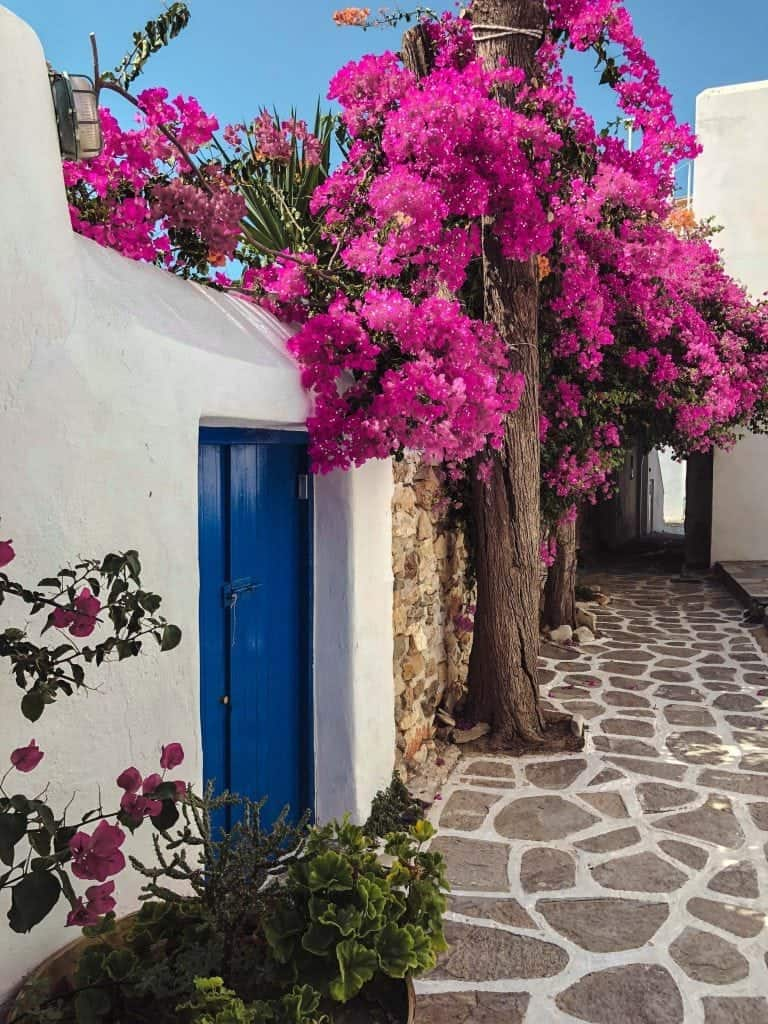 Greek Island Hopping Itinerary