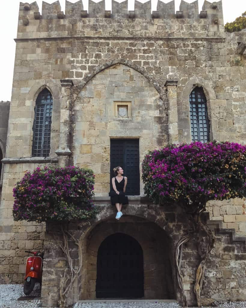 Rhodes Itinerary: Old Town Rhodes