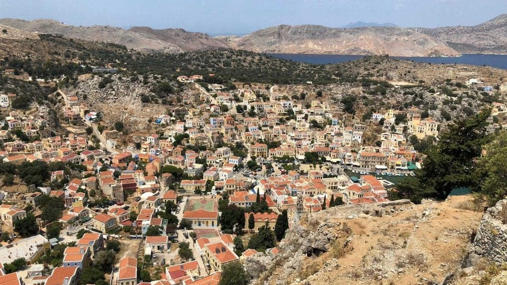 rhodes to symi day trip