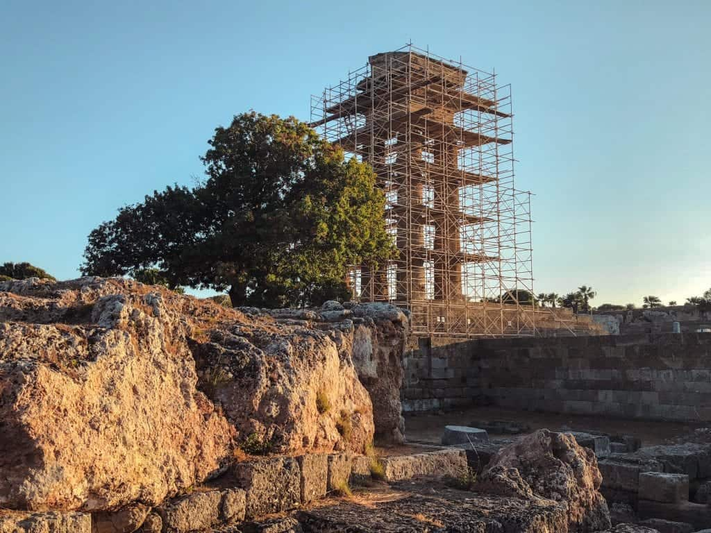 Rhodes Itinerary: Acropolis of Rhodes
