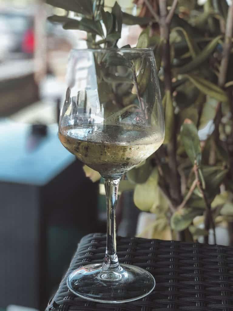 txakoli white wine