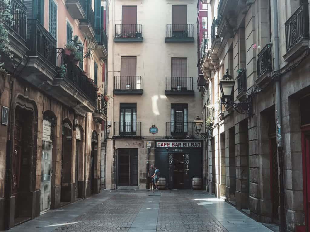 Casco Viejo, Bilbao Spain