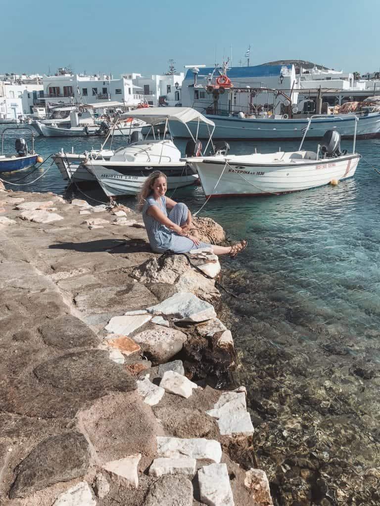 Naousa Paros, Greece