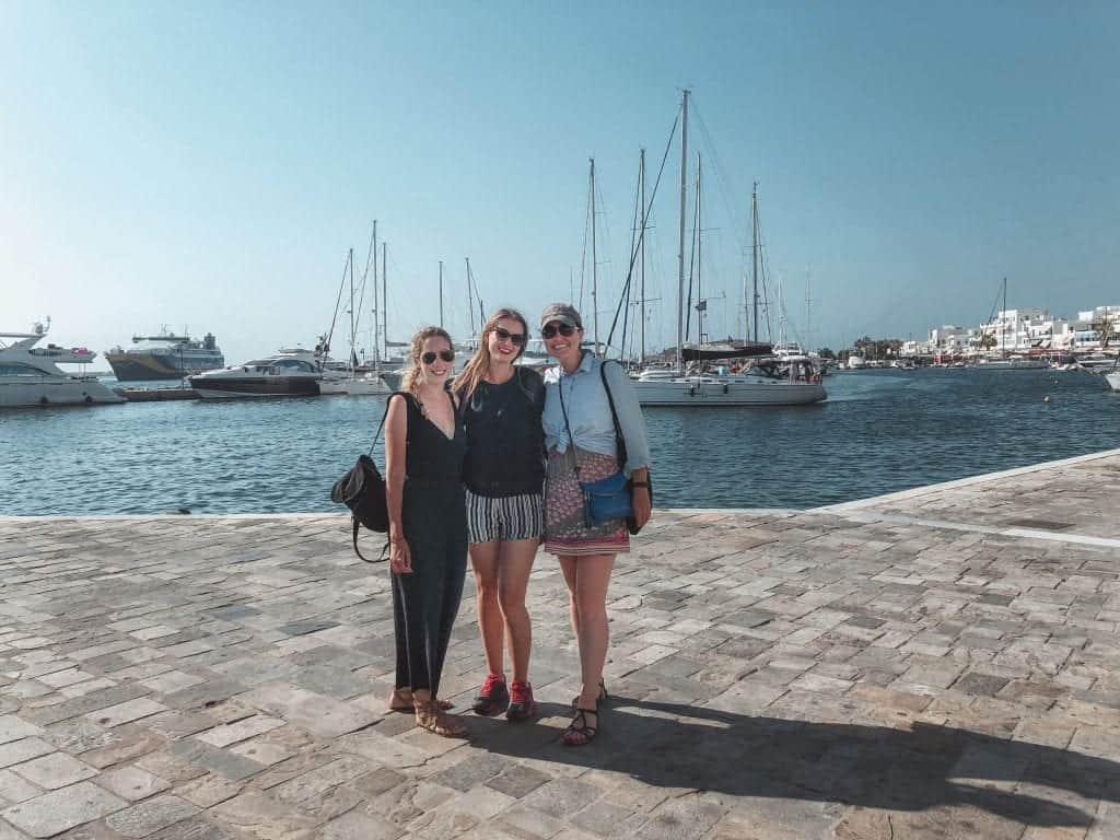 Naxos Day Trip