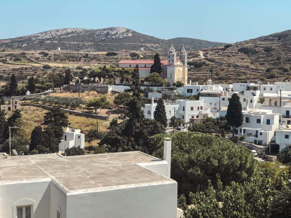 things to do in Paros Greece