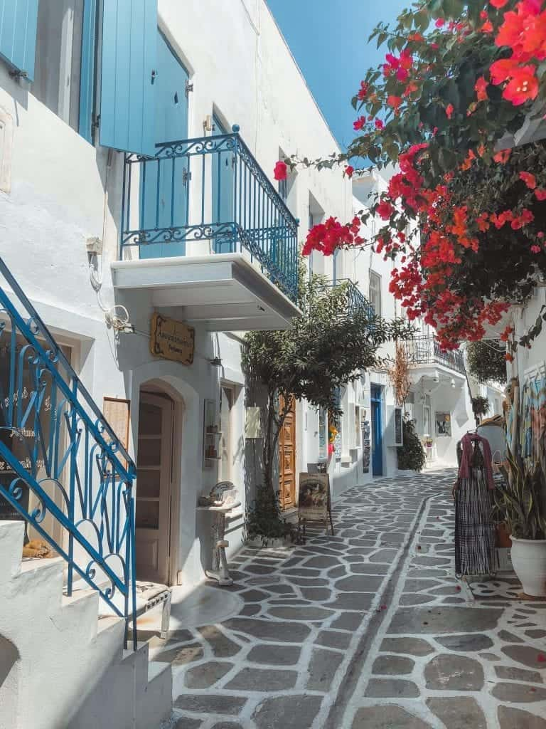 best things to do in Paros Greece