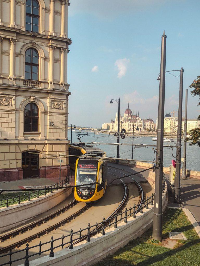 Budapest Public Transit