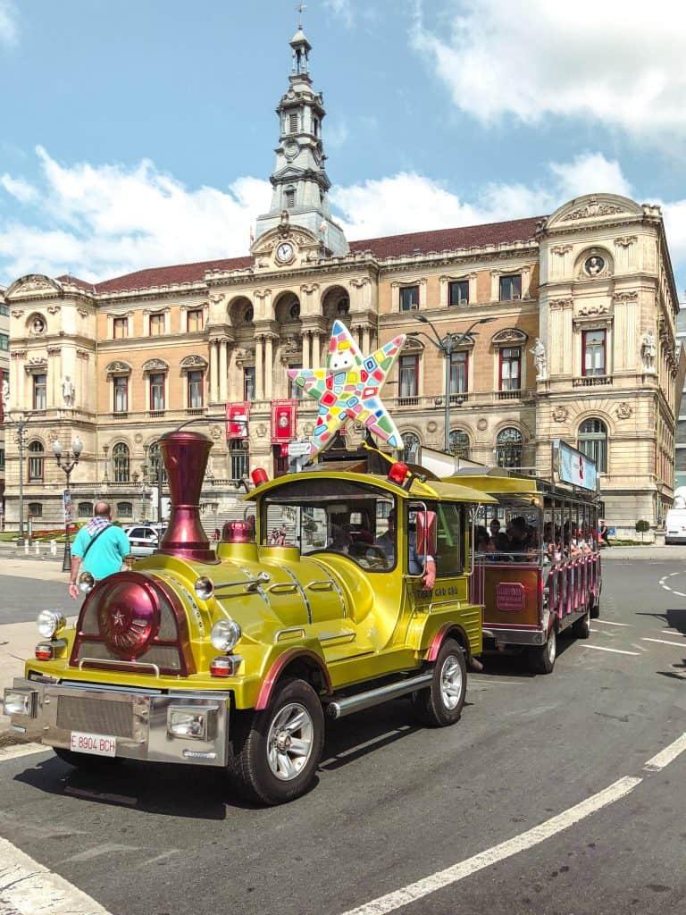 Semana Grande Bilbao festival