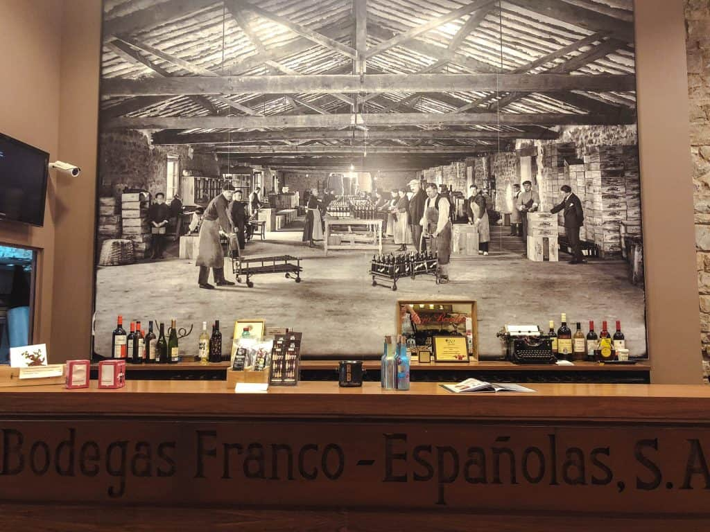 logrono wine tours and tastings