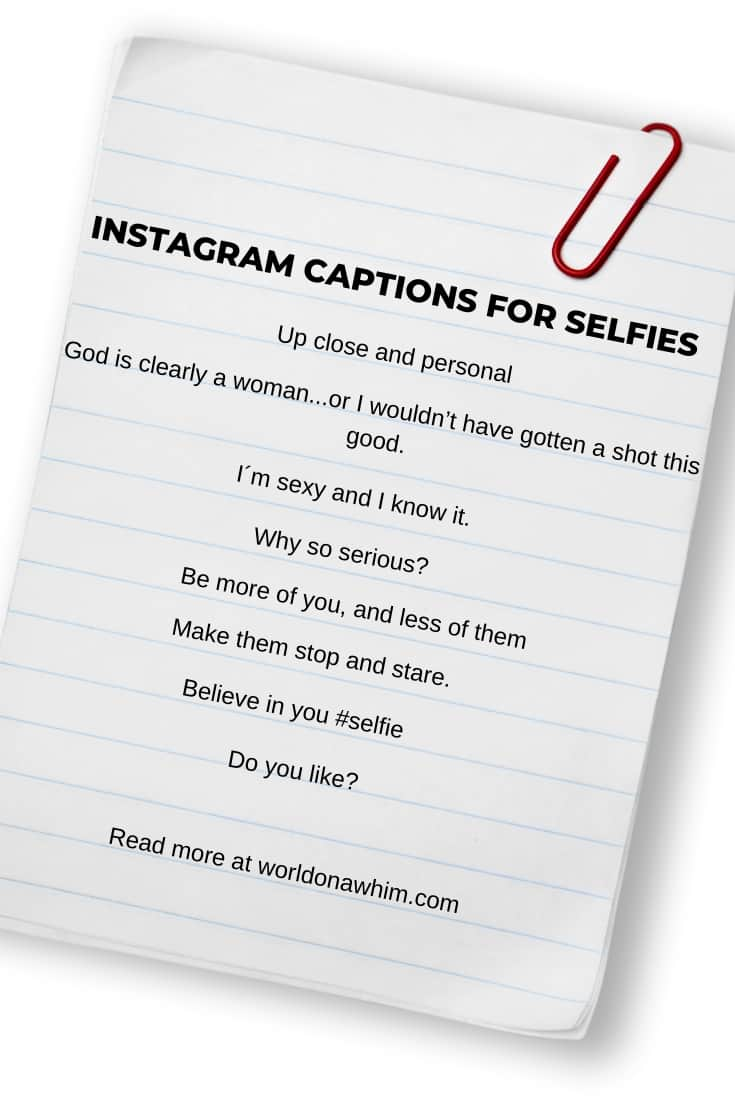Best Instagram Captions For Your Photos Step Up Your Ig Game World On A Whim