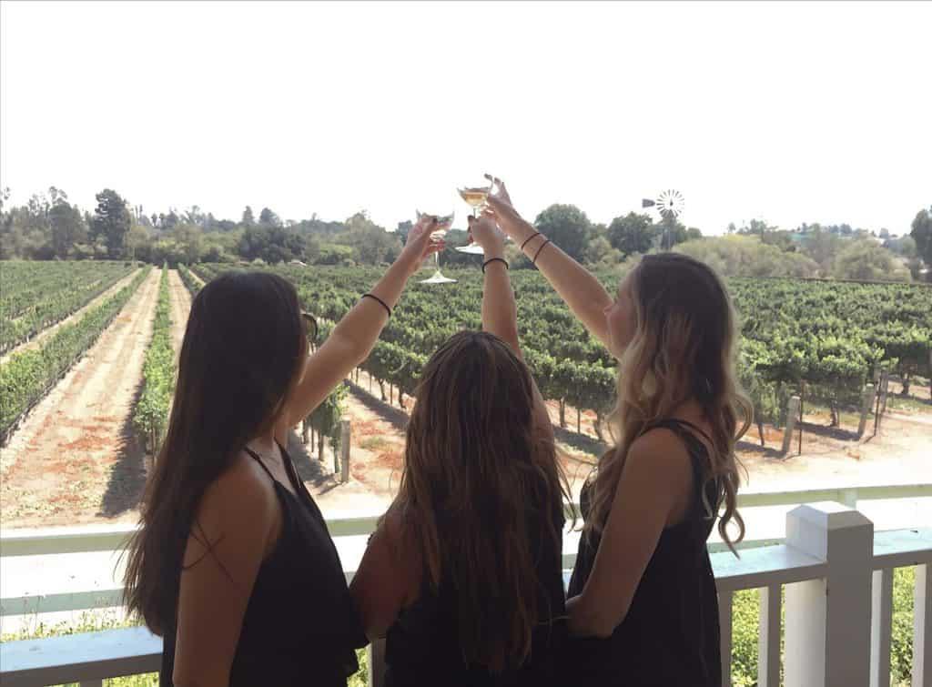 Santa Ynez Girls Trips