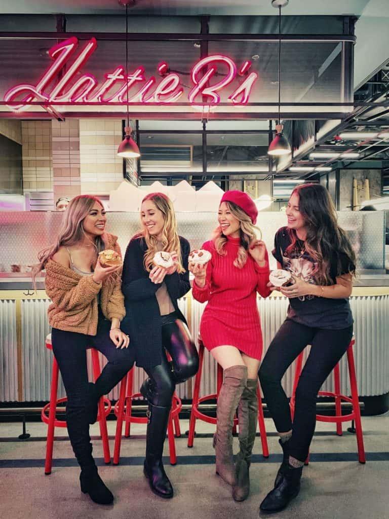 girls getaway in Las Vegas