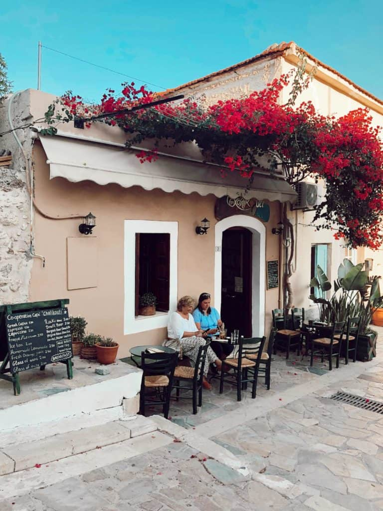 visit to Crete Greece